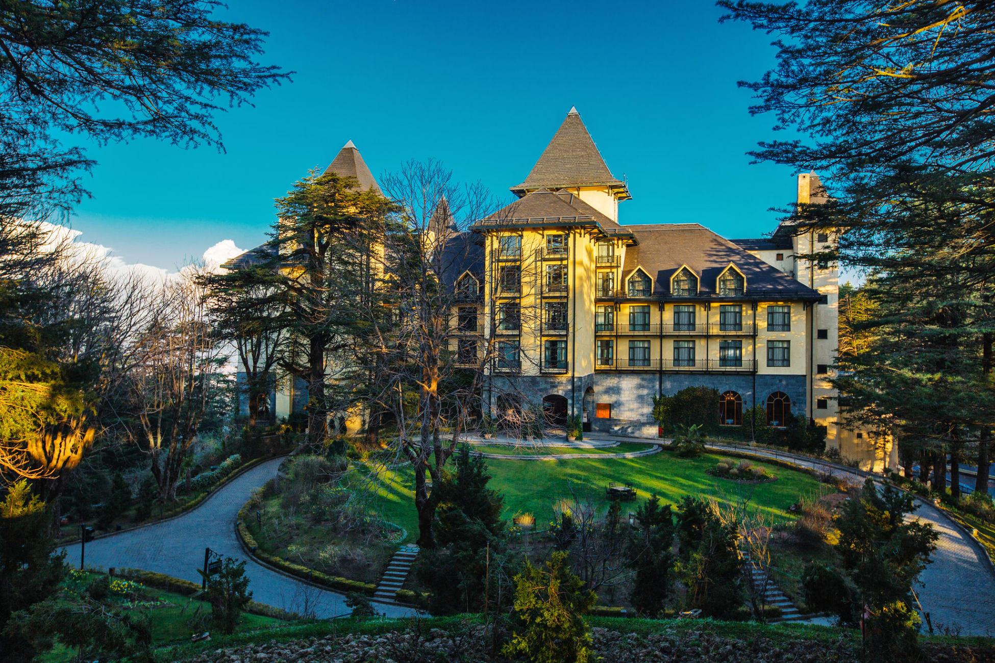 Image result for Wildflower Hall, An Oberoi Resort, Shimla