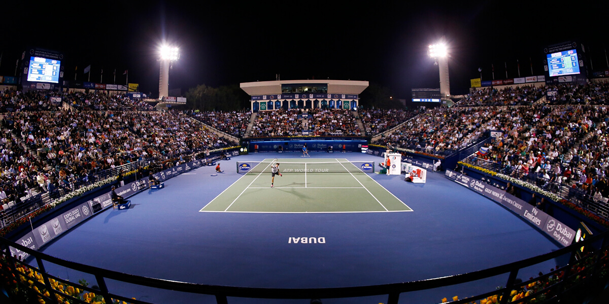 Dubai Tennis Championships 2017