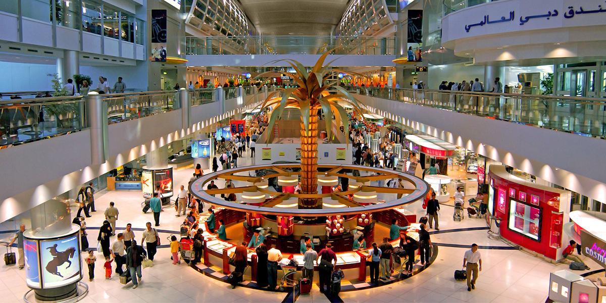The Dubai Mall Worlds Largest Shopping Mall