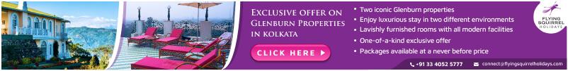 Glenburn Kolkata Promo