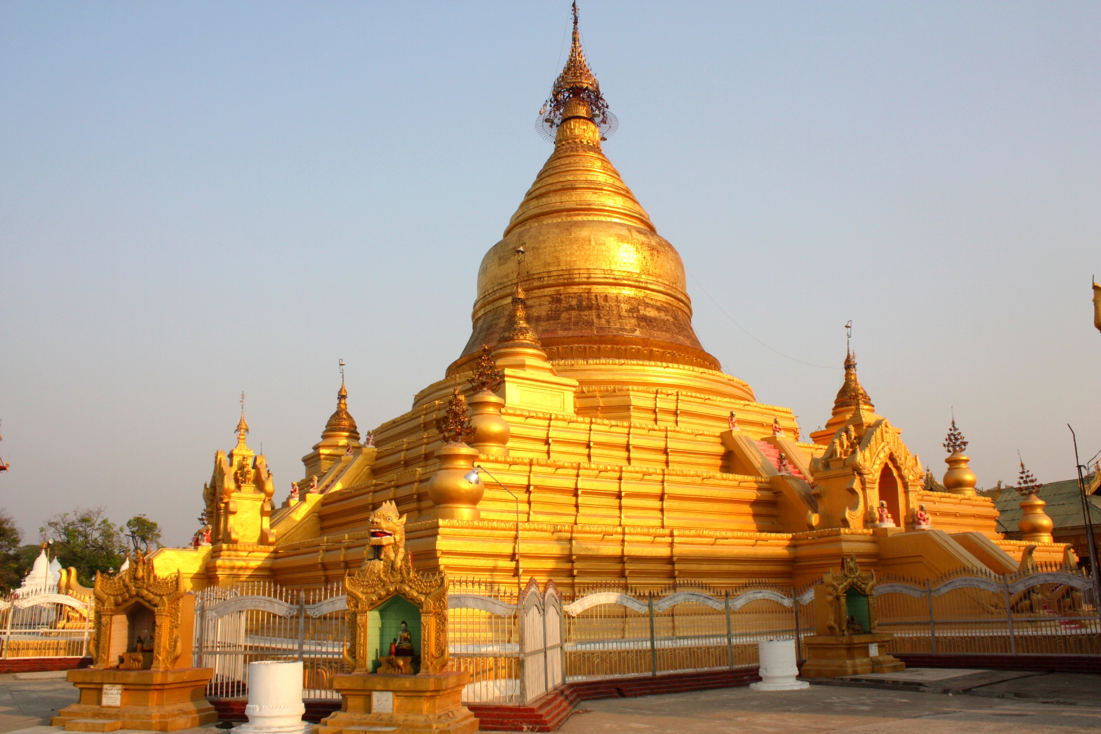 holiday packages to Myanmar
