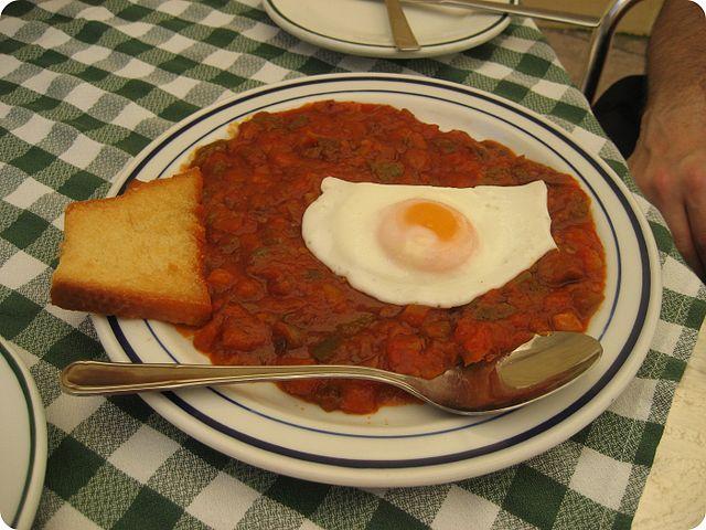 Cuisine of Spain Pisto