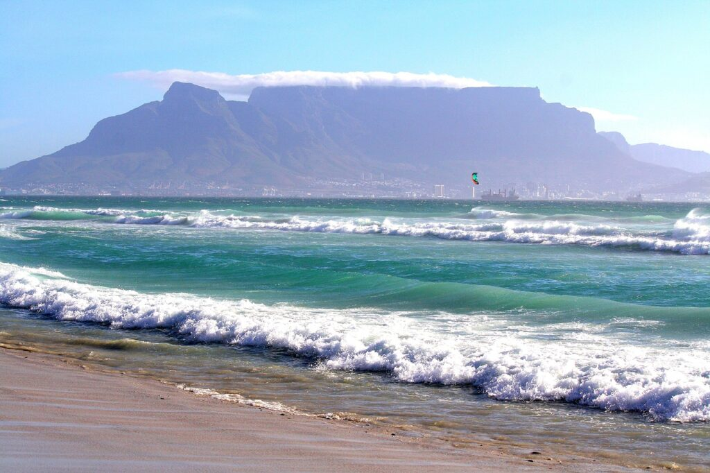 Cape Town in World Tour