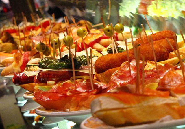 Spanish Tomato And Ham Toast