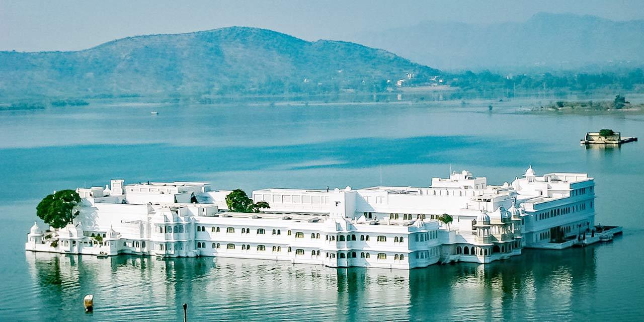 Image result for Taj Lake Palace, Udaipur