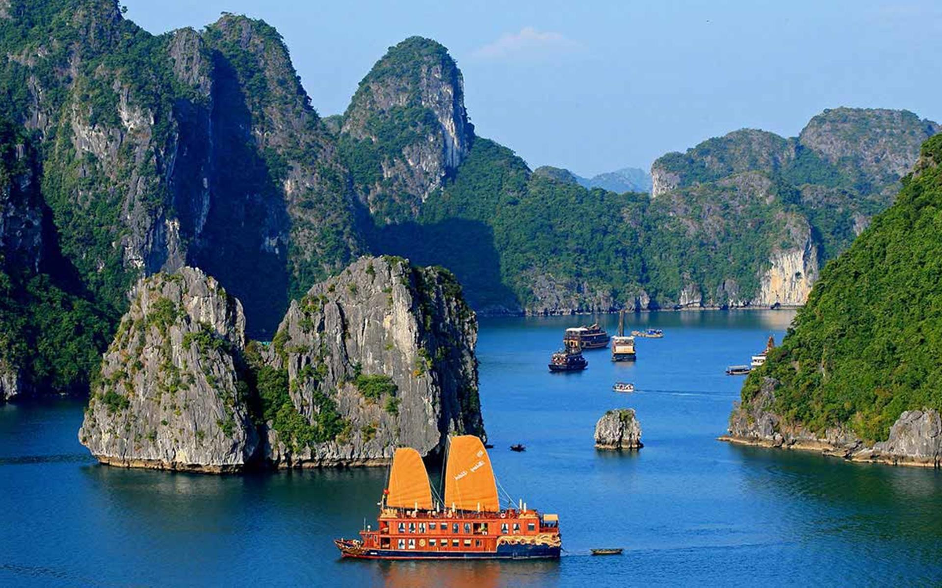 Image result for halong bay hd