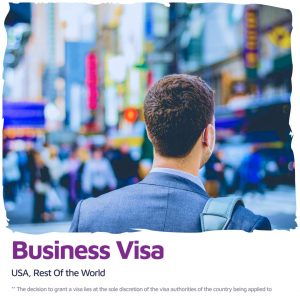 Business Visa from India