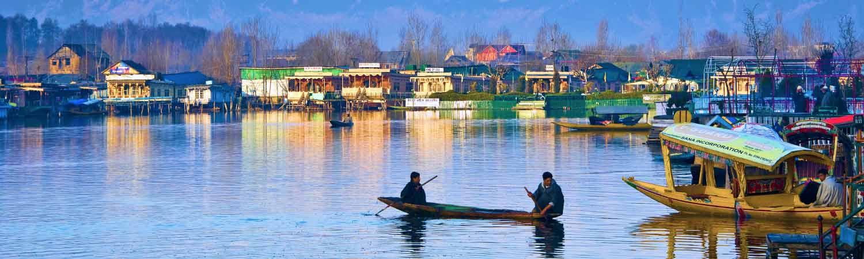 Kashmir - Durga Puja Vacation tour packages