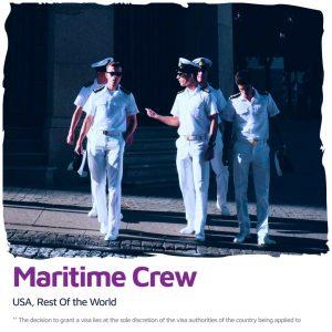 Maritime Crew Visa Services