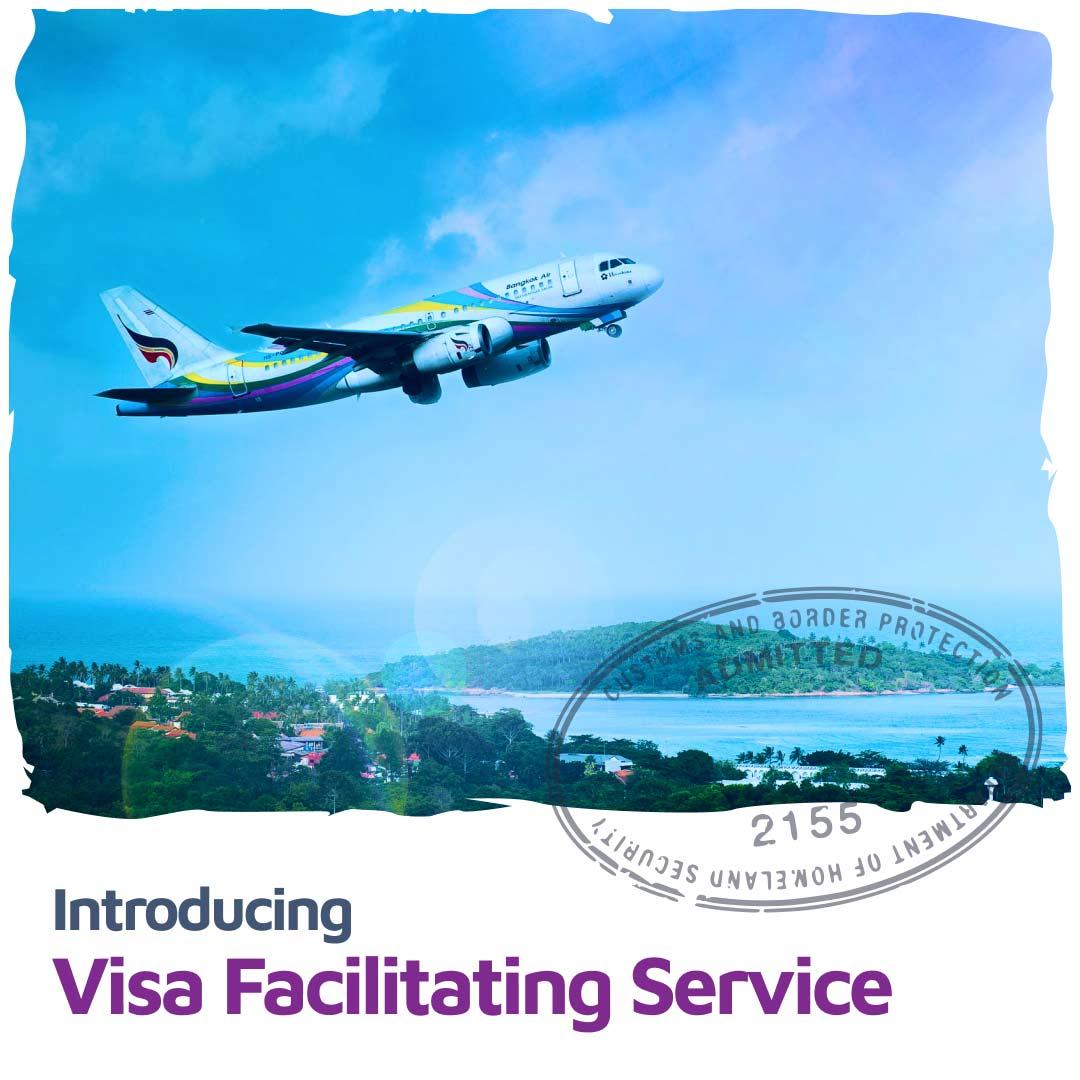 visa facilitating services